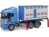 Scania Tiertransport LKW