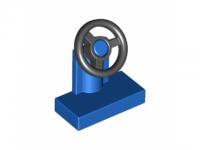 LEGO® 9566 Lenkrad Blau
