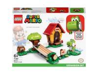 LEGO® 71367 Super Mario Erweiterungsset Marios Haus und Yoshi