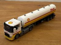LKW Tanksattelzug Shell