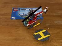 LEGO® 60004 Feuerwehr Hubschrauber