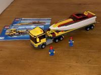 LEGO® 4643 LKW mit Rennboot
