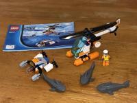 LEGO® 60014 Küstenwache Rettungshubschrauber