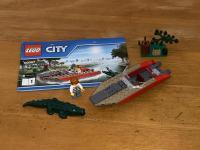 LEGO® 60067 Dieb mit Boot