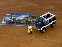 LEGO® 60069 Sumpfpolizei Geländewagen