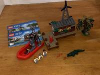 LEGO® 60068 Banditenversteck im Sumpf